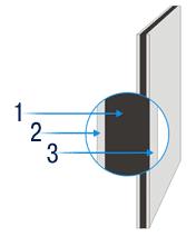 Пруса I3 в композитном корпусе.